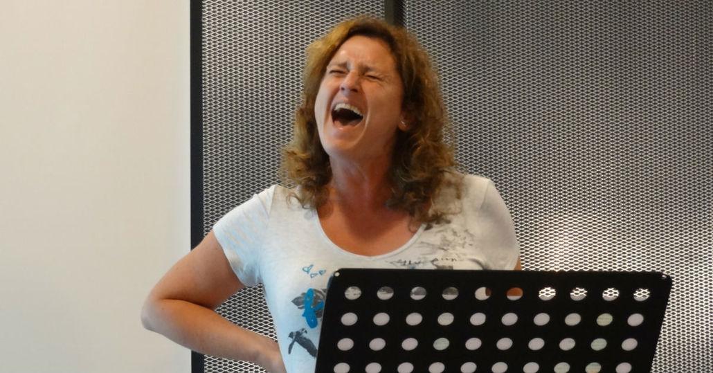 Durf voluit te zingen - Het Zanglab