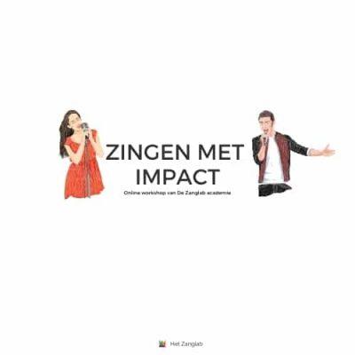 Online workshop Zingen met impact